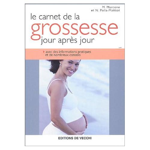 Le carnet de la grossesse