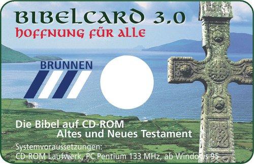 Preisvergleich Produktbild Hoffnung für alle: BibelCard