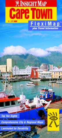 Cape Town Insight Fleximap (Insight Flexi Maps)