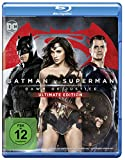 Batman v Superman: Dawn of Justice - Ultimate Edition [Blu-ray] -