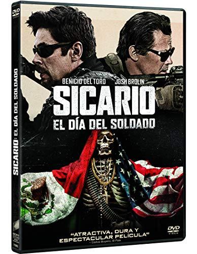 Sicario: El Día Del Soldado [DVD]