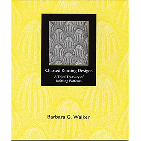 Charted Knitting Designs: A Third Treasury of Knitting Patterns - Design Patterns Knitting