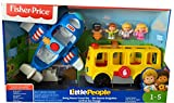 Fisher-Price COS1140480 Little People Going Places, Yellow