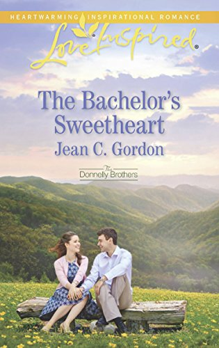 The Bachelor's Sweetheart (Mills & Boon Love Inspired) (The Donnelly Brothers, Book 3) (English Edition) -