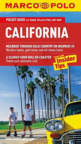 California Marco Polo Pocket Guide (Marco Polo Travel Guides)