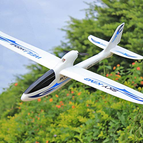 Qomomont WLtoys F959 Sky Flugzeuge King 2.4G 3CH RC Flugzeuge Spannweite RTF Radio Control Flugzeug for Kinder (Control Radio Flugzeuge)