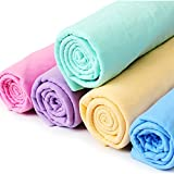 2 Pack The Absorber Synthetic Drying Chamois, Car Drying Towel,Car Cleaning Cloth,PVA Towel