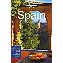 Lonely Planet Spain (Lonely Planet Travel Guide)