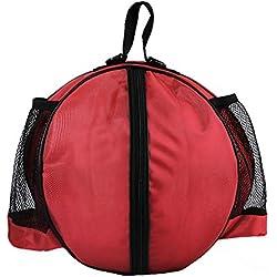 Hrph Deporte al aire libre hombro balón de fútbol bolsas niños de fútbol de voleibol baloncesto bolsas de formación accesorios