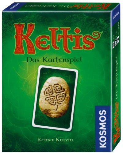 Kosmos 7401600 Keltis - Kartenspiel