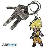 ABYstyle abykey097Dragon Ball–Llavero PVC–Goku Super...