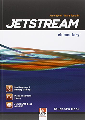 Jetstream elementary. Student's book-Workbook-Ezone codes. Per le Scuole superiori. Con CD Audio. Con espansione online