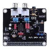 vanpower pcm5122DAC Audio Sound Karte Modul I2S mit LED-Anzeige für Raspberry Pi