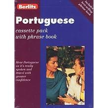 Berlitz Portuguese Cassette Pack with Cassette(s) (Berlitz Cassette Packs)