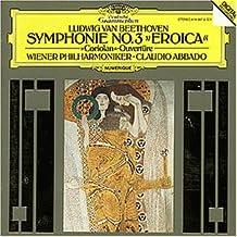 Sinfonie 3 / Coriolan-Ouvertüre