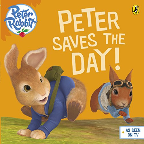 Peter Rabbit Animation: Peter Saves the Day! (BP Animation)