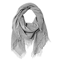 Pull & Bear Scarve for Girls - Grey