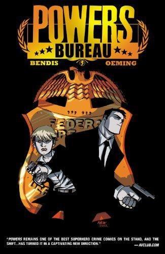 Powers Bureau: Undercover (Volume 1)
