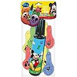 Mickey Mouse - 30 globos y inflador (Verbetena 014000400)