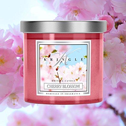 Kringle Candle Cherry Blossom Tumbler klein Duftkerze -