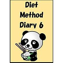 Diet Method Diary 6 (Japanese Edition)