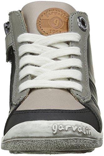Garvalin Jungen Bolton Sneaker Schwarz - Noir(A/Negro)
