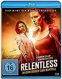 Relentless - Allein gegen das Kartell [Blu-ray]