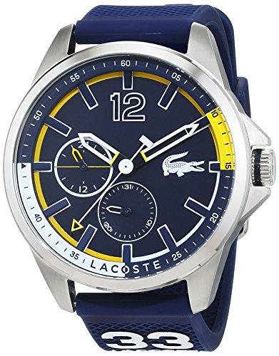 Lacoste 2010897 - Reloj de pulsera analógico para hombre