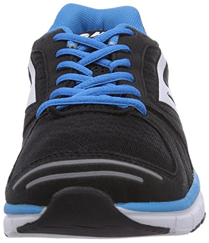 Hi-Tec Haraka, Chaussures de Running Compétition Homme noir (Black/White/Blue 022)