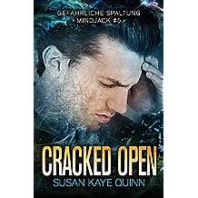 Cracked Open – Gefährliche Spaltung (Mindjack #5) (Die Mindjack Reihe)
