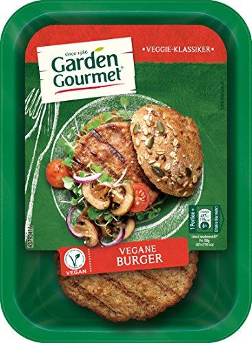 Garden Gourmet Vegane Burger, 150g, 2 Portionen Test