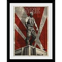 GB eye LTD, Batman The Dark Knight Rises, Bane, Fotografía enmarcada, 40 x 30 cm