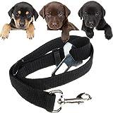 Sicherheitsgurt Hunde fur Auto,Hochwertig Hund Autogurt Nylon Anschnallgurt Hunde Adapter Verstellbar Hundegurt mit 50 -70 cm Einstellbar Hundegeschirr für Kleine Große Hunde in Verschiedene Farben