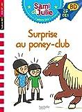 Sami et Julie BD - Surprise au poney club !
