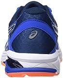 Asics Herren GT-1000 6 Laufschuhe, Blau (Victoria Dark Blue/Shocking Orange 4549), 45 EU - 2