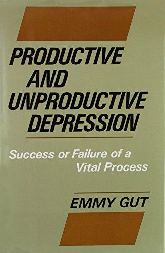 Productive and Unproductive Depression: Success or Failure of a Vital Progress