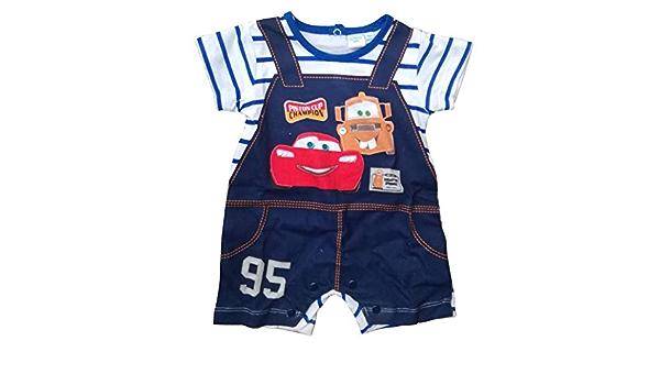 DISNEY CARS 2 Bambino Neonato FASCI MATER Muscolo partito Fancy Dress Costume Outfit
