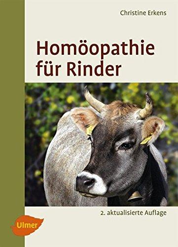 Homöopathie für Rinder