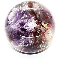 Heilung Kristalle Indien®: Amethyst Edelstein Kugel Ball 1PC 50–60mm preisvergleich bei billige-tabletten.eu