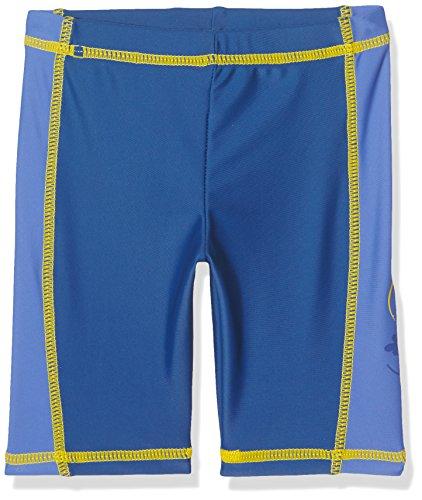 DIMO-TEX Sun Baby Jungen UV50+ Badehose, Mehrfarbig (Blau 29), 86