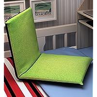 Pieghevole Lounger Divano singolo studente moderno comune Letto divano tavolo Indietro sedia sofà pigro (colore: 4, formato: 41 * 41 * 39CM) ( colore : A )