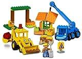 LEGO Duplo Bob der Baumeister 3297 - Baustelle, Baggi und Heppo