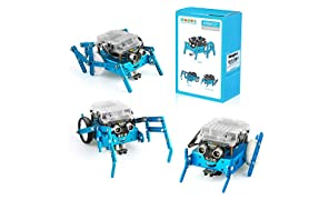 Makeblock mBot Add-on Pack: Six-Legged Robot (Blue)