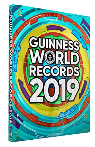 Guinness World Records 2019 par Guinness World Records