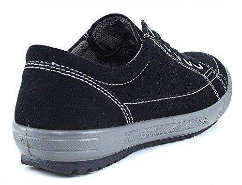 Legero Tanaro 10082000 Damen Sneaker Schwarz
