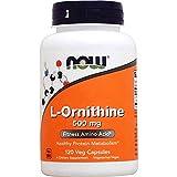 L-Ornithine - 500 mg - 120 Caps