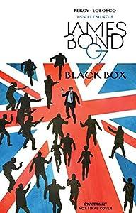 James Bond: Black Box by Dynamite Entertainment