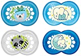 MAM Babyartikel 99970011 Day & Night Schnuller - S…