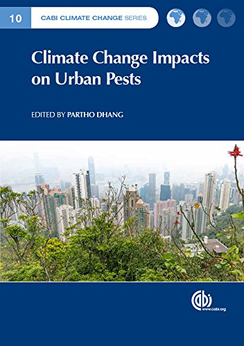 Climate Change Impacts on Urban P (CABI Climate Change Series)