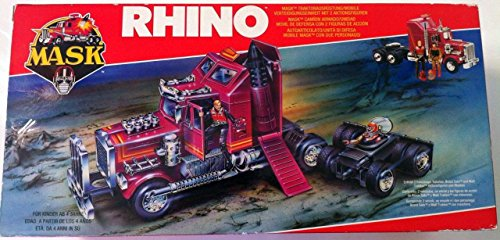 Rhino MASK vehicle toyt